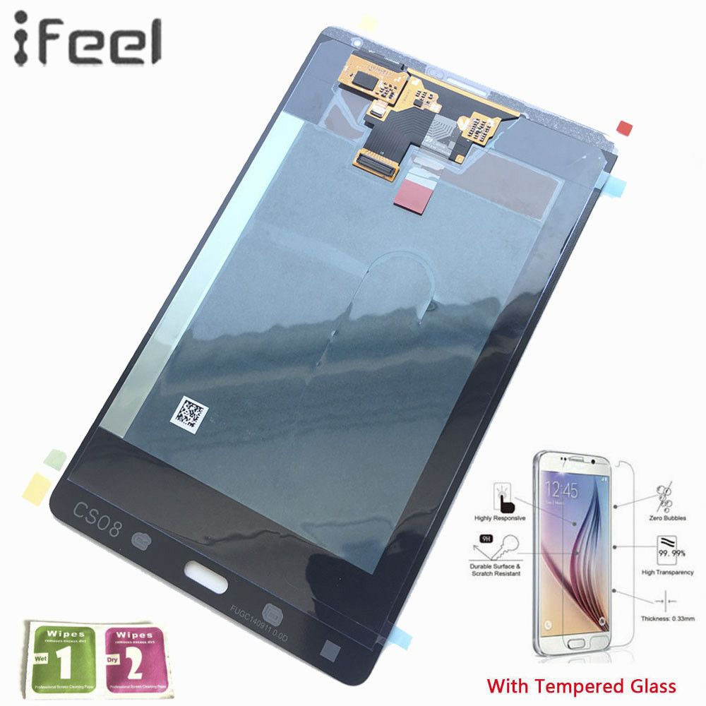 IFEEL 100% Tested Assembly Panel Repair For Samsung GALAXY Tab S T705 LTE 3G 8.4