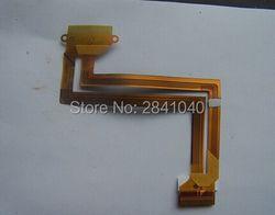 NEW LCD Flex Cable For SAMSUNG HMX-H200 BP HMX-H204 HMX-H205 HMX-H220 H200 H204 H205 H220 Q100 Video Camera Repair Part