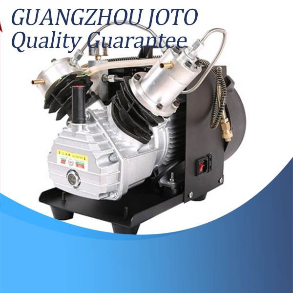 220V 50HZ Upgrade Double Cylinder Portable Electric Compressor 2.2KW Water Cooling Scuba AirGun PCP Rifle Refilling
