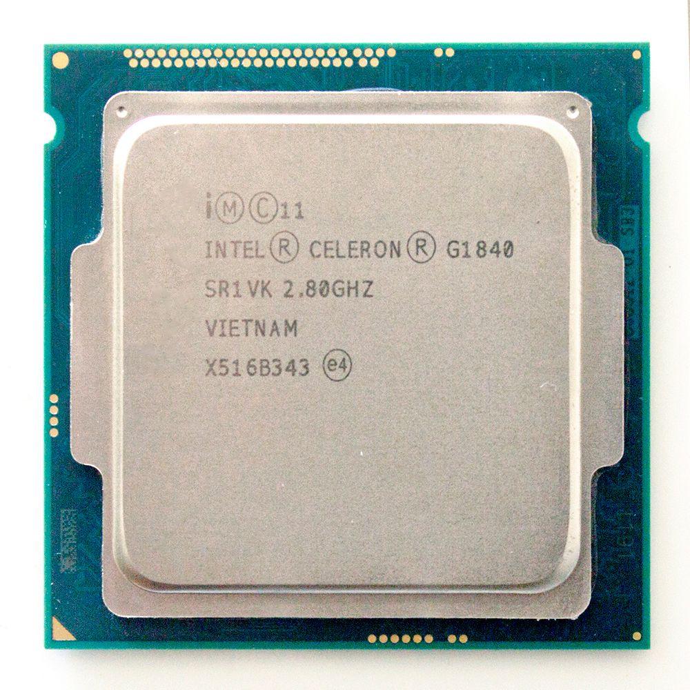Original intel celeron G1840 Prozessor dual-core 1150 2,8G 1820/1830 CPU 65 watt garantie 1 jahr