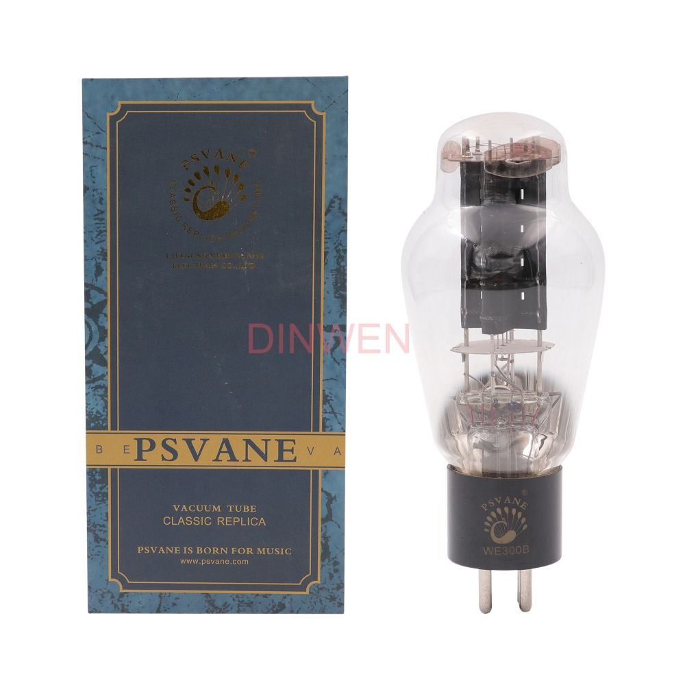 PSVANE WE300B Vacuum Tube 1:1 Replica Western Electric 300B Replace PX300B EH JJ 300B HIFI Audio Tube AMP DIY Factory Match Pair