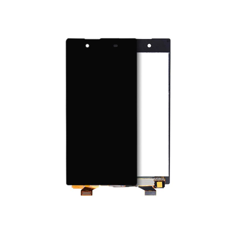5pcs High Screen For Sony Xperia Z5 LCD Dispaly 5.2 Inch Black White E6603 E6653 Touch Screen Digitizer Assembly DHL Free Ship