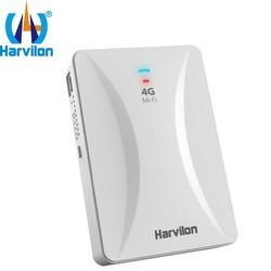1 LAN Port 3G 4G LTE Pocket Wifi Router Bank Daya Portabel Hotspot Dengan Port Ethernet