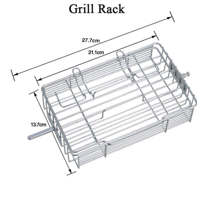 Mikrowelle Rack Leere Grid Hohe Chassis Fried Regal Halterung Luft Friteuse Elektrische Herd Zubehör Grill Rack