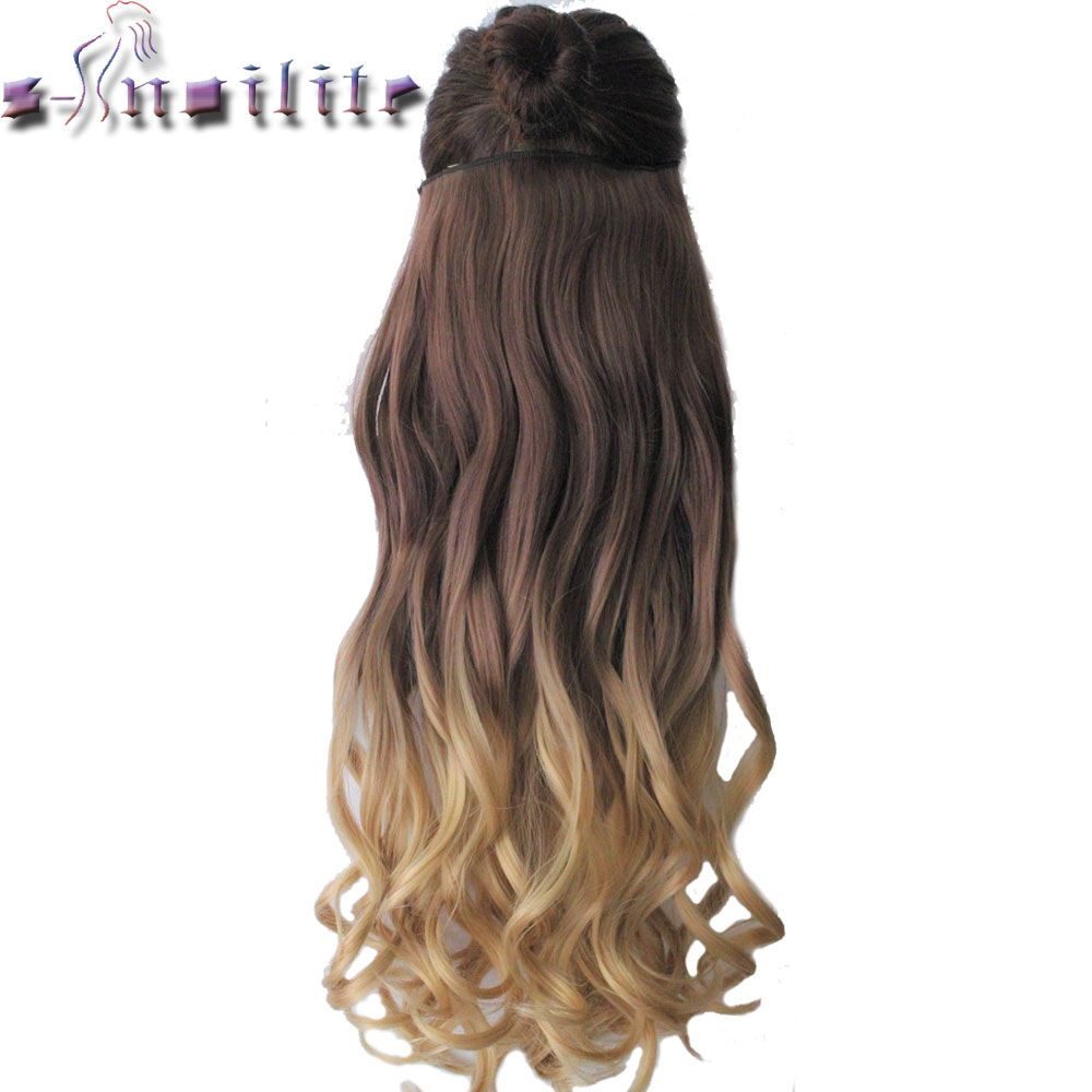 S-noilite Long Curly 23