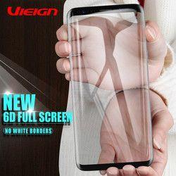 6D Pleine Couverture En Verre Trempé Pour Samsung Galaxy S9 S8 Plus Note 8 Écran Protecteur Film Pour Samsung S8 S9 Plus Note 8 Verre