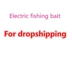 USB Rechargeable Flashing LED light Twitching Fishing Lures Bait Electric Life-like vibrate fishing Lures