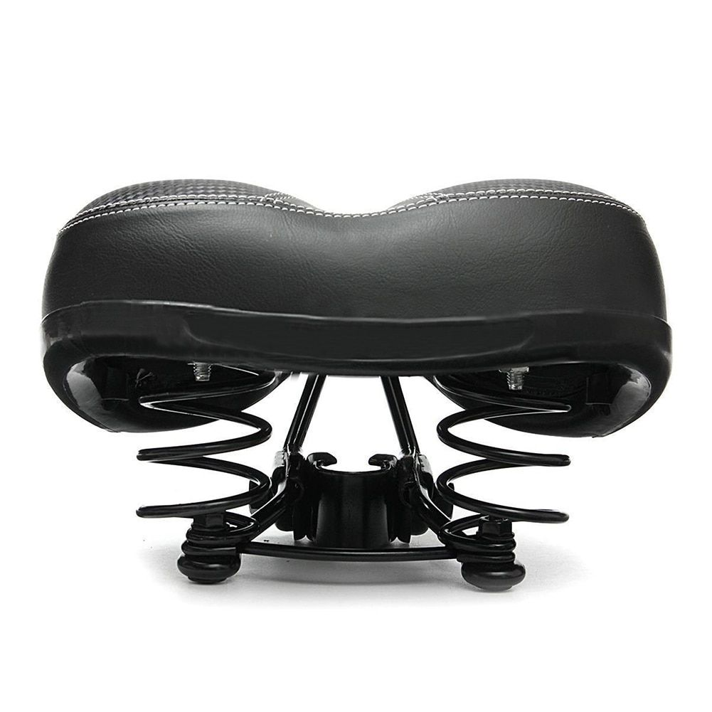 Bicycle Cycling Big Bum Saddle Seat Road MTB Bike Wide Soft Pad Comfort Cushion