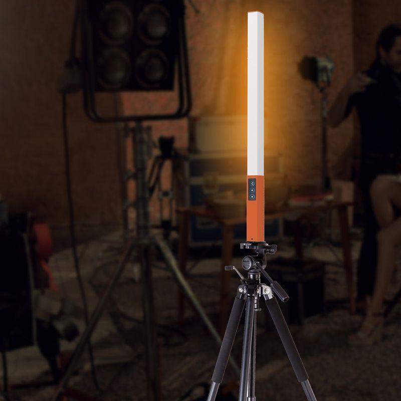 Lumière portative de glace de photographie de lumière LED tenue dans la main pour des caméras avec le sac de transport