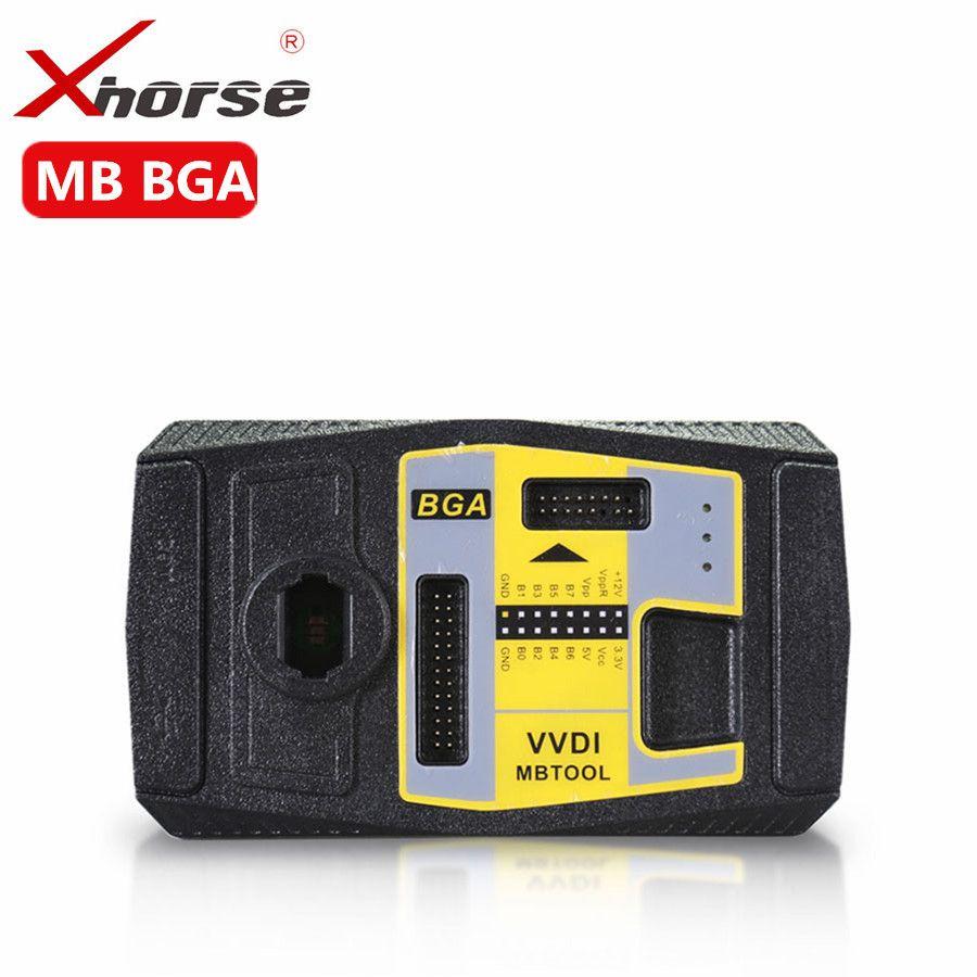 Xhorse V4.9.0 VVDI MB BGA Werkzeug Schlüssel Programmierer mit BGA Rechner Funktion Für Benz Neu Hinzufügen W210 W230 W251