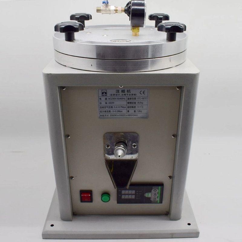 Kleine Wachs Injektor Wachs maschine Schmuck Wachs Injection Maschine Schmuck formguss maschine für Juweliere schmuck werkzeug