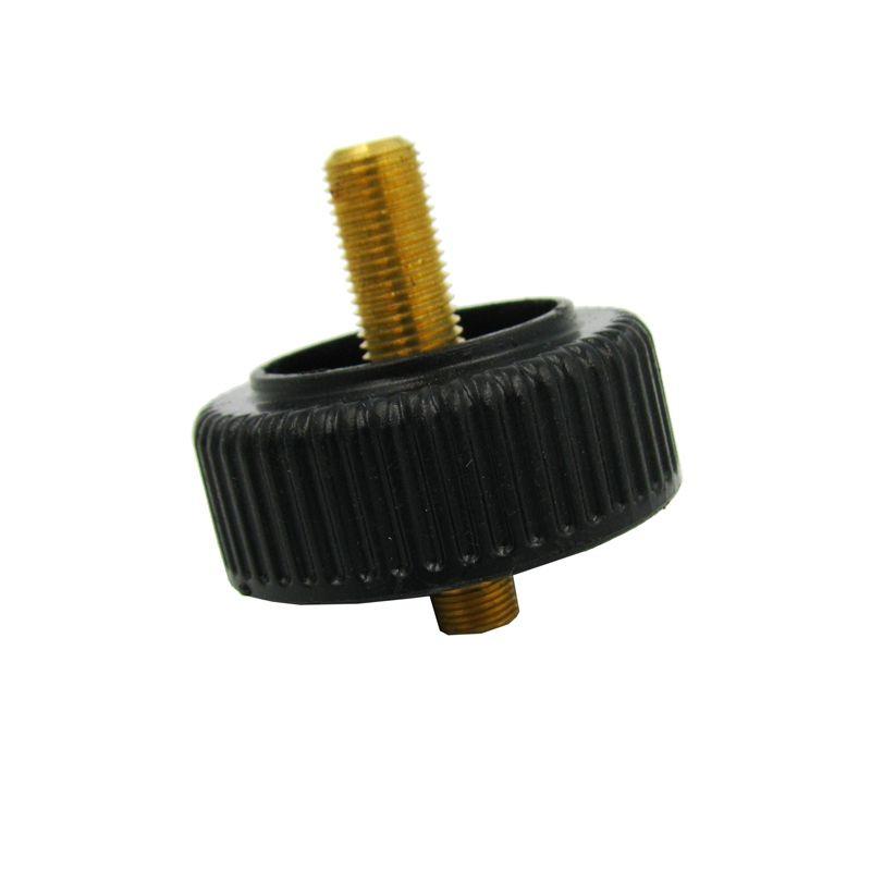 Fuß Schrauben Fuß Spirale für TJOP Totalstation Theodolit Ebene Zubehör 6,6*34mm 1 STÜCKE