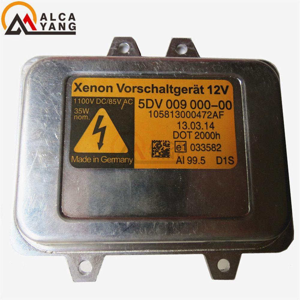 New D1S OEM Xenon HID Headlight Ballast Control Module for H-ella 5DV 009 000-00