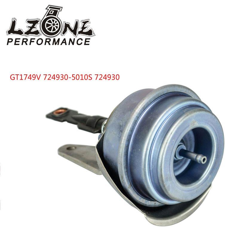 LZONE - Turbo turbocharger wastegate actuator GT1749V 724930-5010S 724930 for AUDI VW Seat Skoda 2.0 TDI 140HP 103KW JR-TWA01