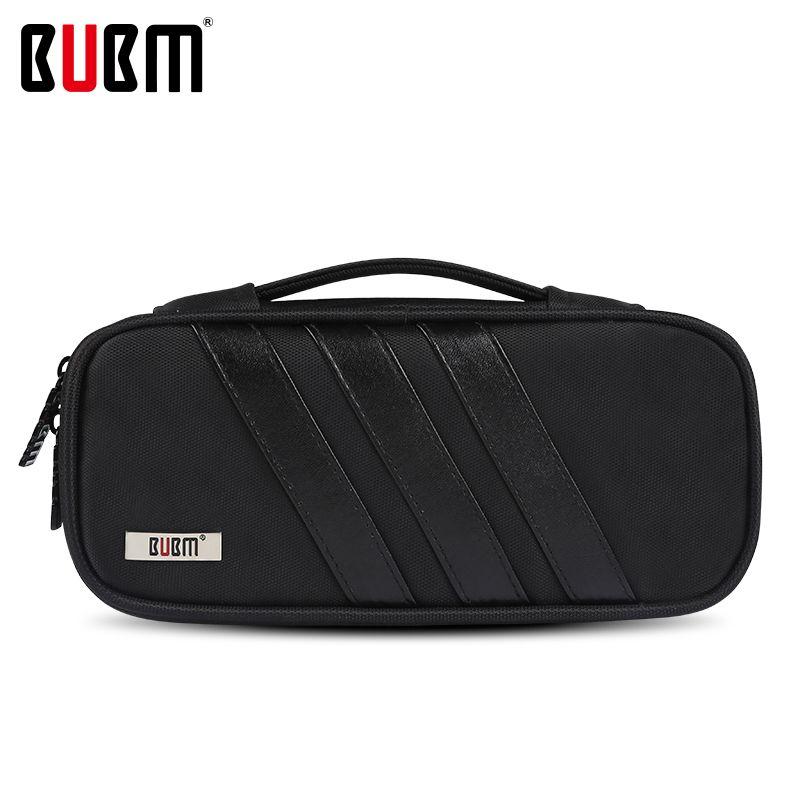 BUBM power bank мешок организатор случае цифровой приема мешок адаптер держатель сумка дорожная сумка черный синий серый