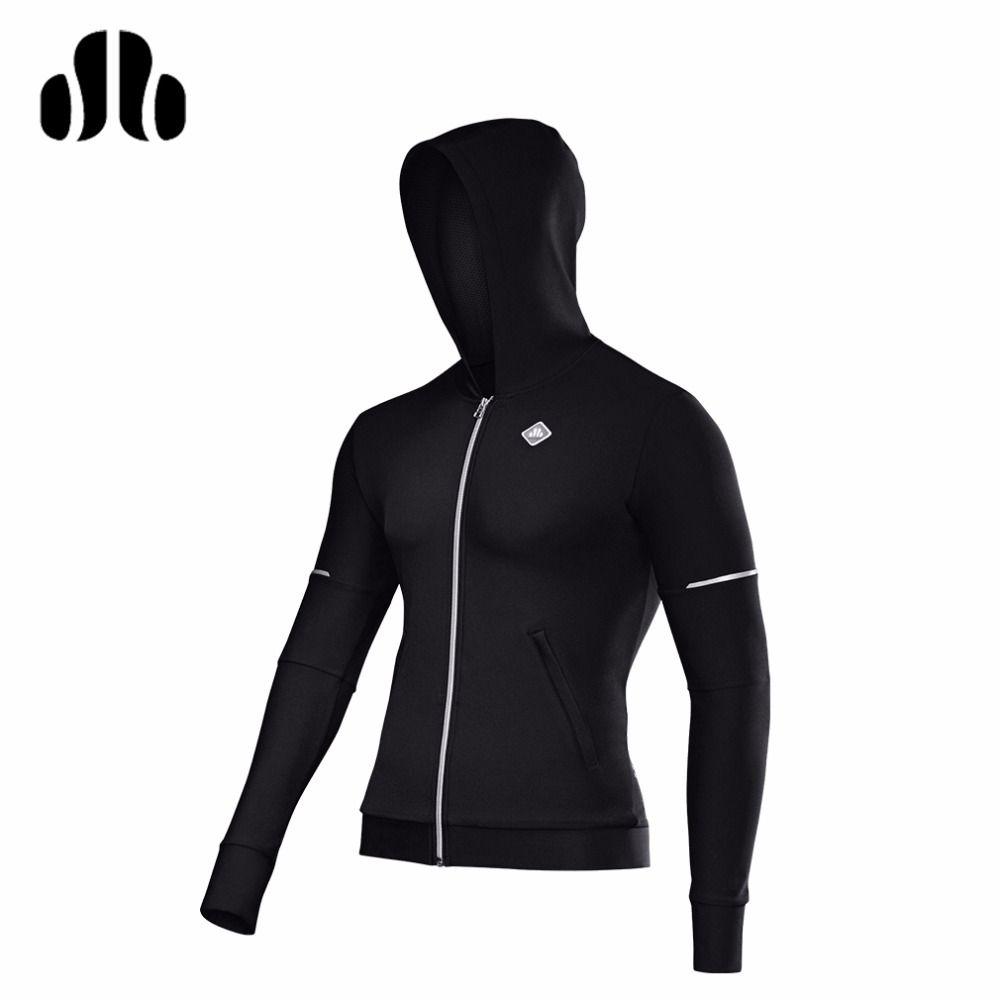 SOBIKE Winddicht Laufjacke Herbst Winter Thermische Fleece Sport Langarm Jersey Warmen Neutralen Radfahren Wandern Jerseys Sport