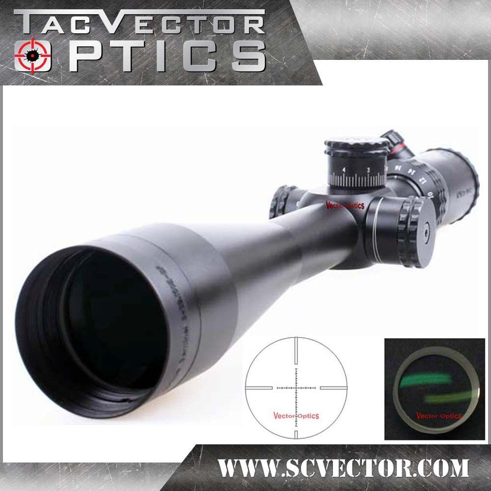 Vektoroptik Sentinel 8-32x50 Taktische Zielfernrohr Zielfernrohr mit Mark Ring Honeycomb Sonnenschirm für Jagd