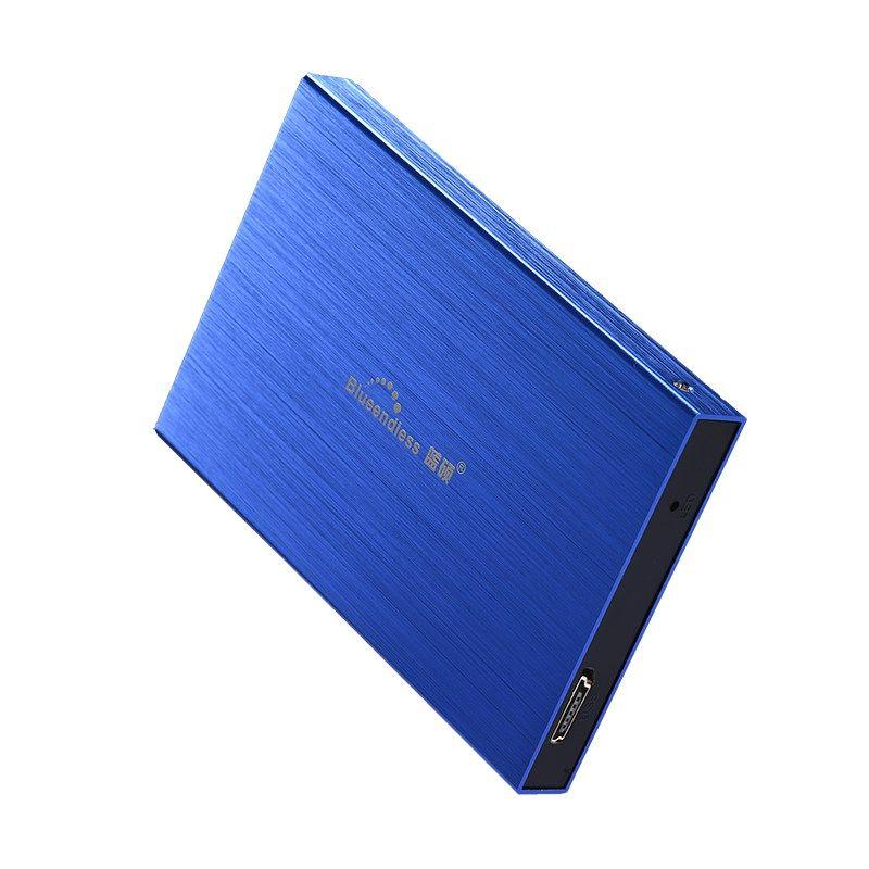Blueendless 160 gb disque dur externe 60 gb Hd externo usb disque dur pour ordinateur portable et de bureau disco duro externo