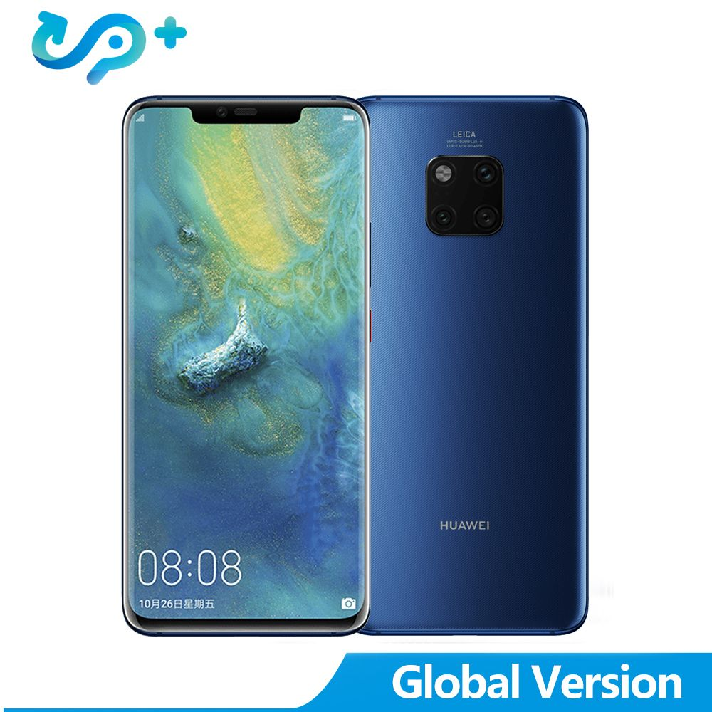 Globale Version Mate 20 PRO 6G 128G Handy 4G LTE Octa-core 6,39