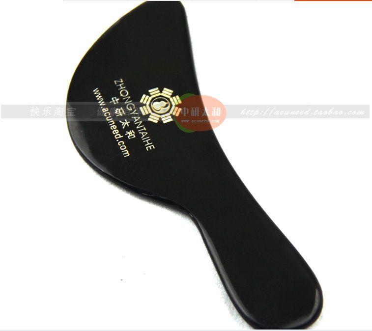 Buffalo Horn Guasha Board Massage Guasha Board Horn Gua Sha Massage Board Scraping Plate Buffalo Horn