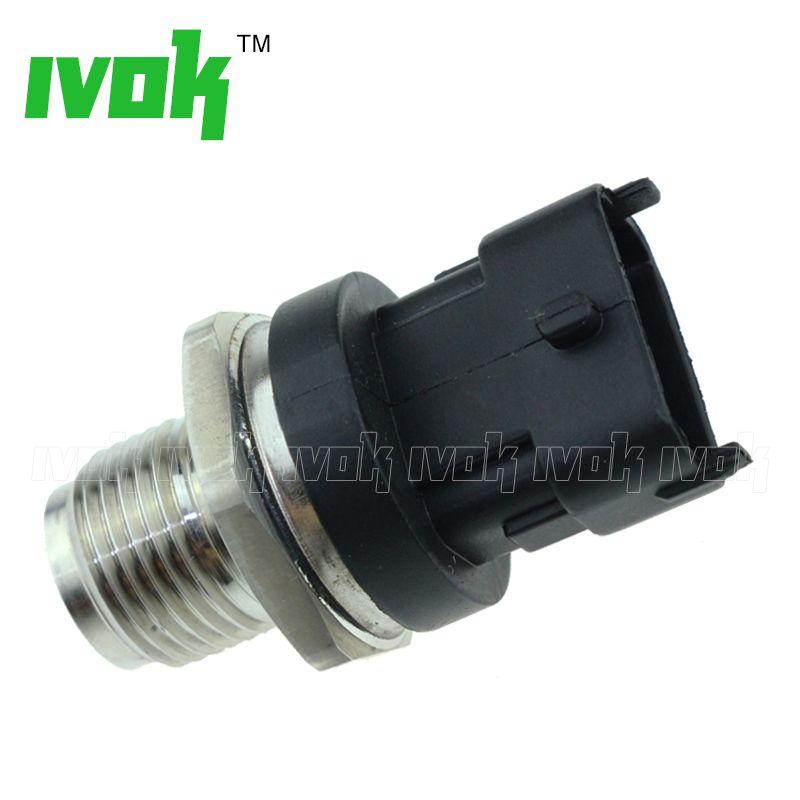 0281006164 Common Rail Fuel High Pressure Sensor Regulator 55230827 For Fiat Opel Iveco Citroen Jumper Peugeot Boxer 3.0 HDI