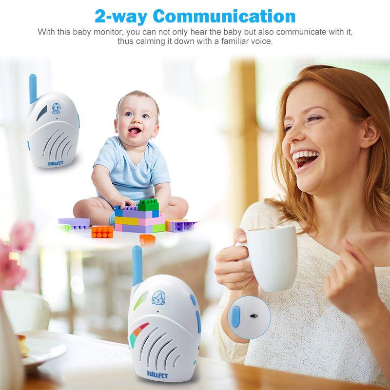 USB Audio Numérique Bébé Moniteurs Portable Talkie Walkie électronique baby-sitter bébé interphone bébé moniteur téléphone radio nounou