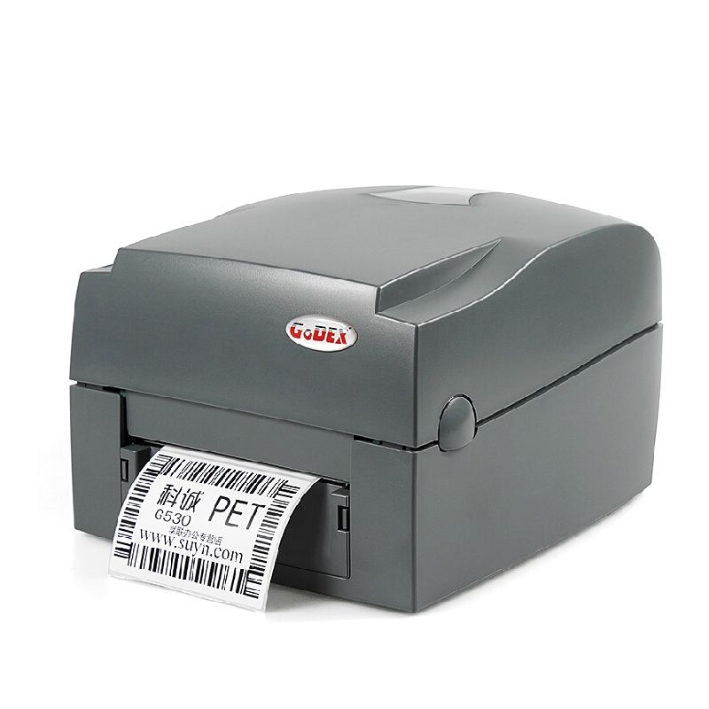 Godex G530U label & barcode printer with 300dpi specialized for garment mark and price tag impressora multifuncinal