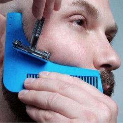 High quality Shower Salon Beard Shaving shave Shaping style styling comb care brush Tool