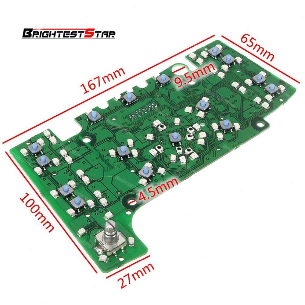 4L0919610 Nav MMI Multimedia Platine Interface Control Panel Für Audi A6 Quattro C6 S6 Q7 4F1919610 4F1919611