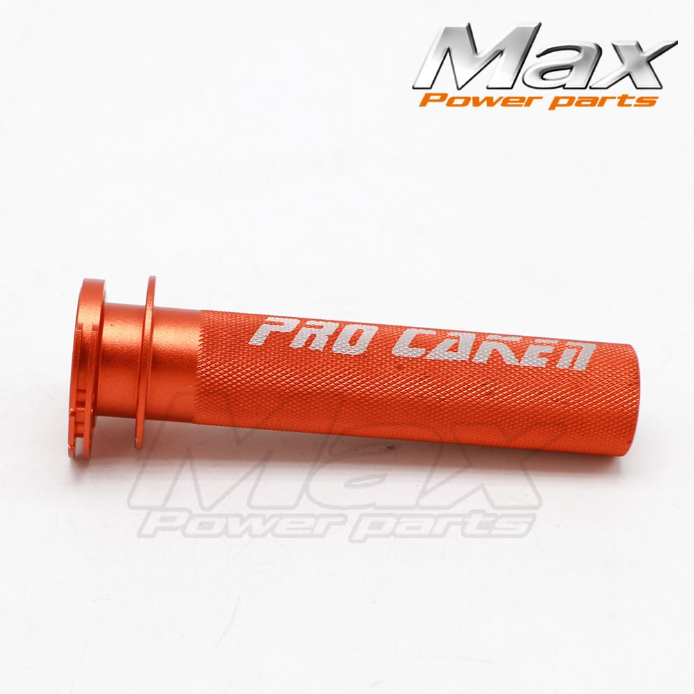 CAKEN Motorcycle Twister Throttle Tube With Bearing Fit for 2000-2016 KTM 250-540 SX/SX-F/ EXC/EXC-F/MXC (all 4 stroke models)