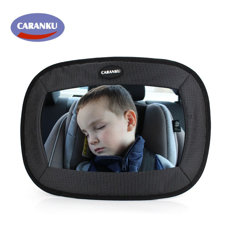 Baby Monitor Mirror Back Seat Safety Rearview Mirror Baby Car Safety View Back Seat Mirror Facing Rear Ward Child Infant Care