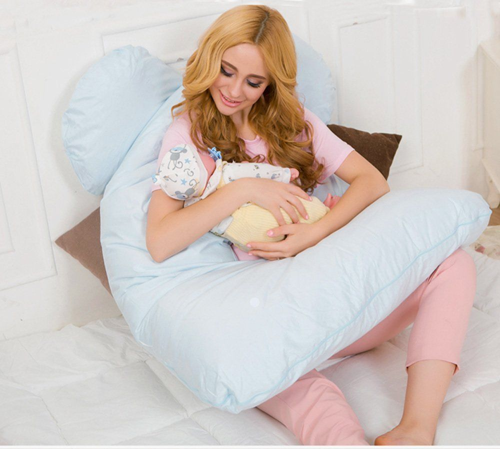 Pillow Body Pillow Maternity belt full Body Character pregnancy Comfortable pillow Women pregnant <font><b>Side</b></font> Sleeper cushion