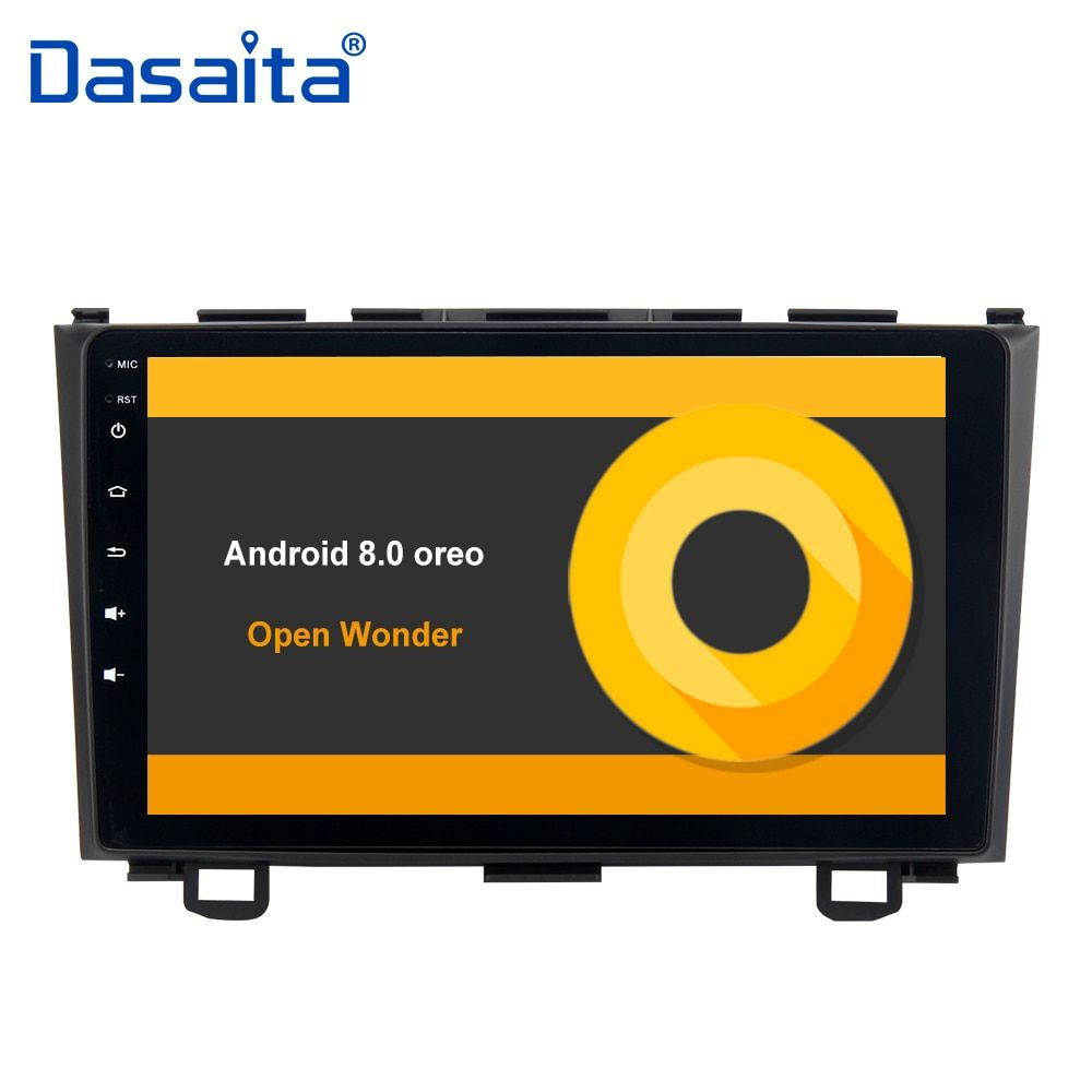 Android 8.0 Octa Core für Honda CRV 2008 2009 2010 2011 mit 9 HD Touch Screen 4G RAM 32G ROM Stereo Multimedia 1080 P Video