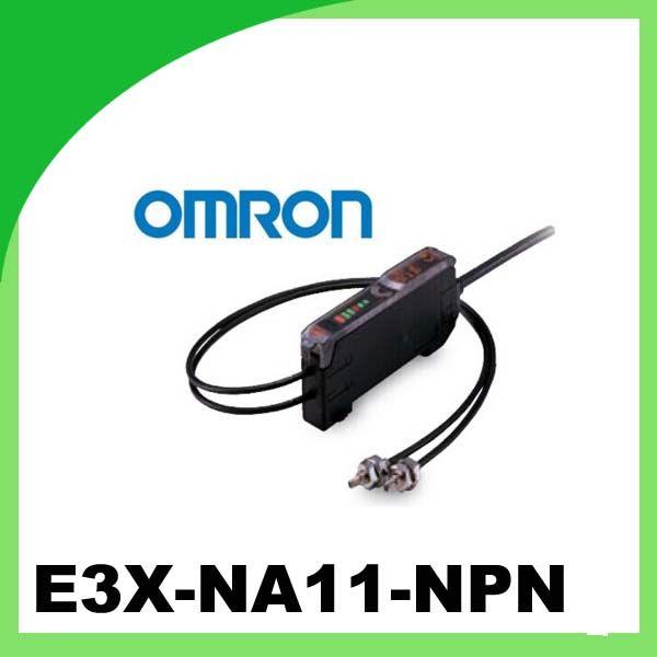 OMRON Optic Sensor E3X-NA11 NPN Manual Fiber Amplifier