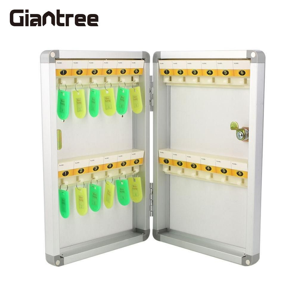 giantree Key Storage Organizer Boxes Digital Secure Security Safety Key box Cabinet Box Cash Secret Lock Company Home Office