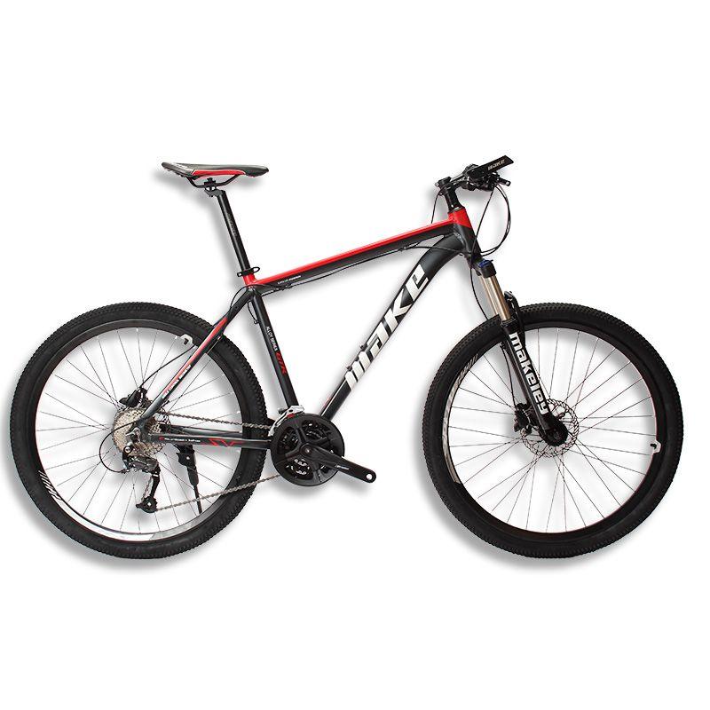 MAKE Mountain Bike Aluminum Frame 17 19 <font><b>Shimano</b></font> 27 Speed 26 27,5 Wheel Hydraulic/Mechanical Brake