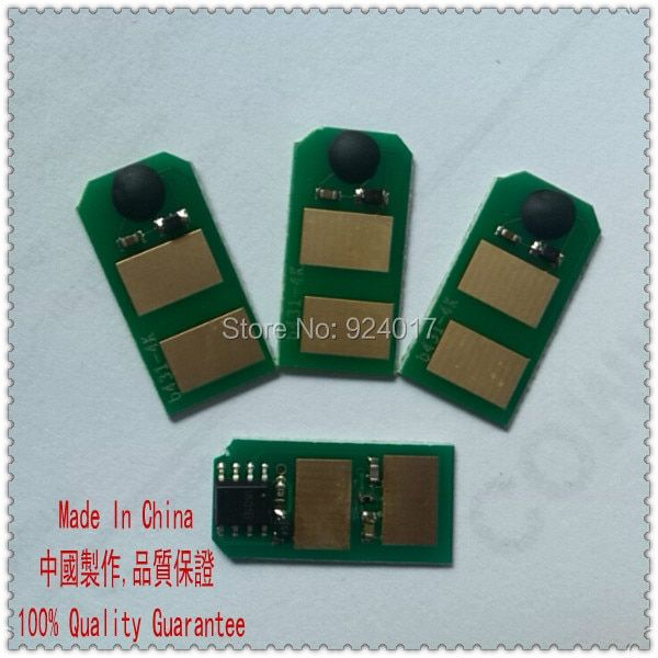 Compatible Oki 44574701 44574702 44574703 Toner Chip,For Oki B411 B431 MB461 MB471 MB491 Toner Reset Chip,High Capacity,12K,5PCS