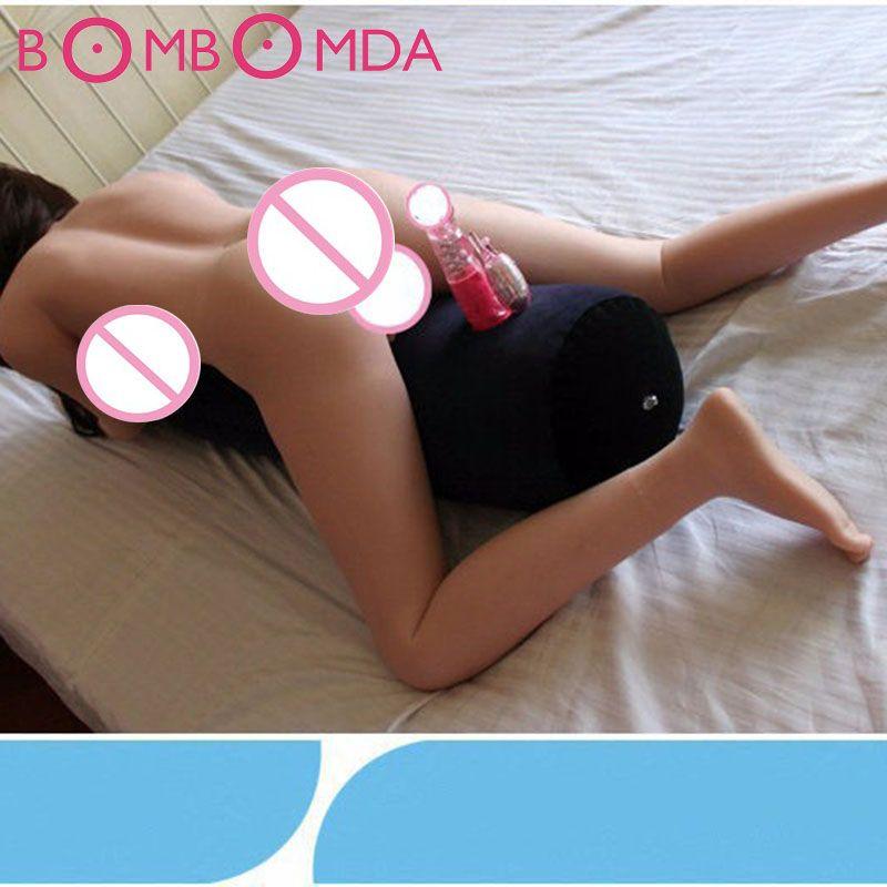 Sexe multifonctionnel sexe magique coussin oreiller gonflable canapé sexe meubles pour Couples Pad Bed Sex Toys jeux pour adultes tenir oreiller