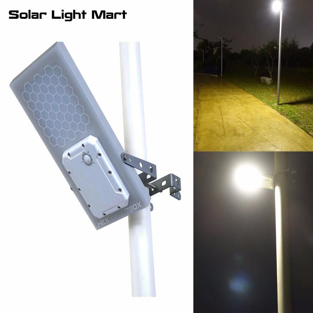 Hex 780x теплый белый все в одном Водонепроницаемый день/ночь Сенсор 3 Мощность режима солнечной Мощность ED светодиодный Street свет Солнечный све...