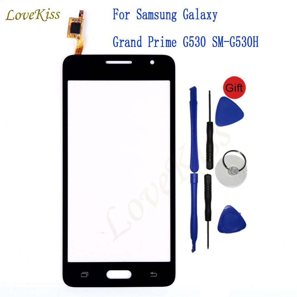Touch Screen Front Glass Sensor For Samsung Galaxy Grand Prime G530 SM-G530H SM-G531H SM G530H G530Y Touchscreen Digitizer Panel