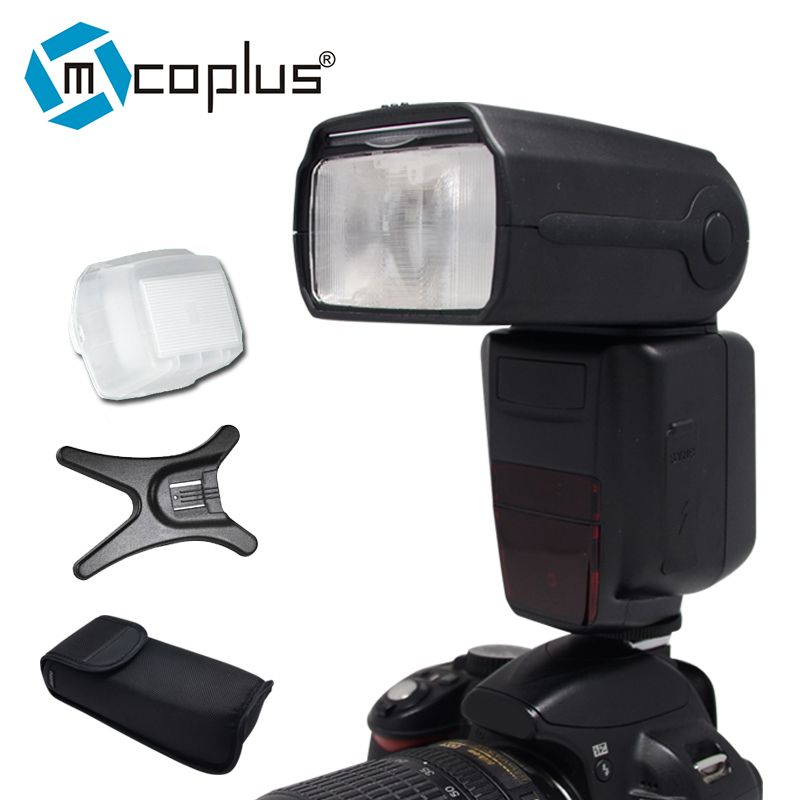 Mcoplus TR-980 TTL Flash Speedlite For Nikon SB-900 D7100 D7000 D5100 D5000 D3200 D3100 D3000 D600 D90 D80 SLR Camera
