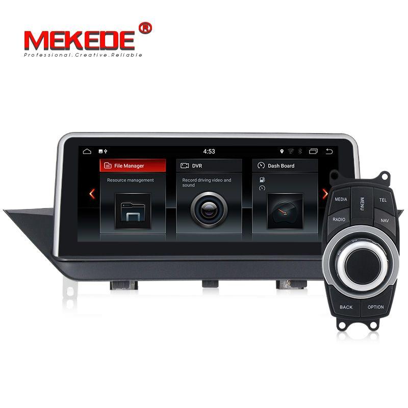 Neue ankunft! ID6 UI 2 gb + 32 gb android 7.1 system Auto Multimedia-player Autoradio für BMW X1 E84 2009-2015 mit gps-navigation