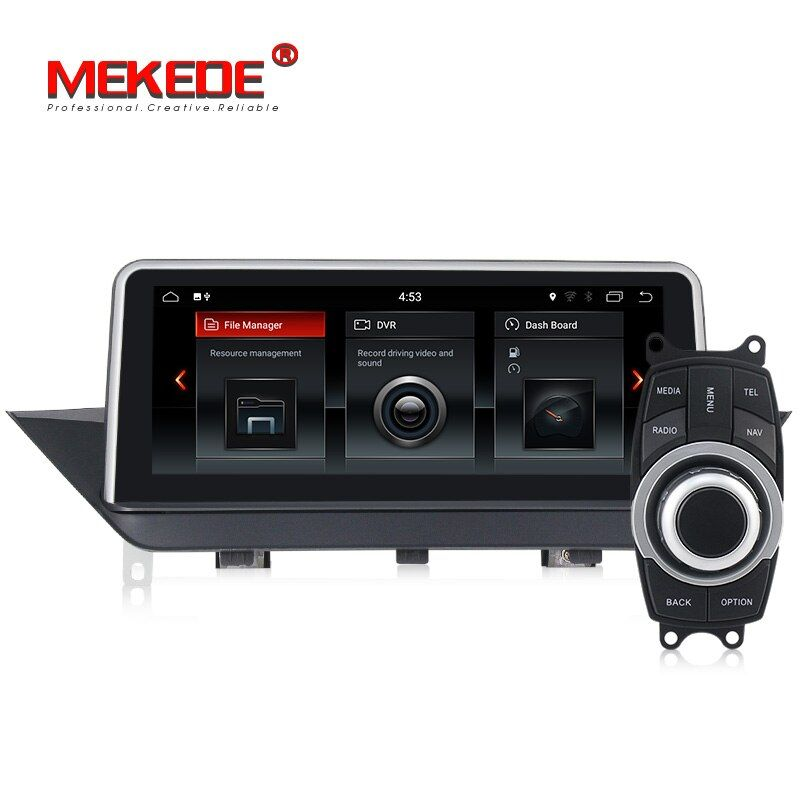 New arrival! ID6 UI 2GB+32GB android 7.1 system Car Multimedia player Autoradio for BMW X1 E84 2009-2015 with gps navigation