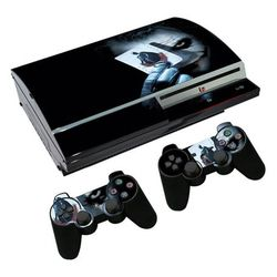 Joker Vinyl Skin For PS3 Fat Console Sticker Cover For Playstation 3 Fat Controllers Controle Gamepad Mando Decal