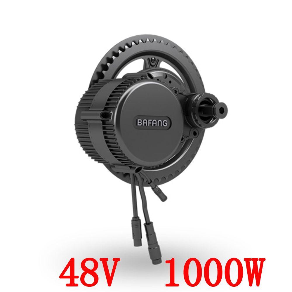 Bafang BBS03/BBSHD Lastest modell 48 V 1000 Watt Ebike elektro-fahrrad Motor 8fun mitte antrieb elektrofahrrad conversion kit