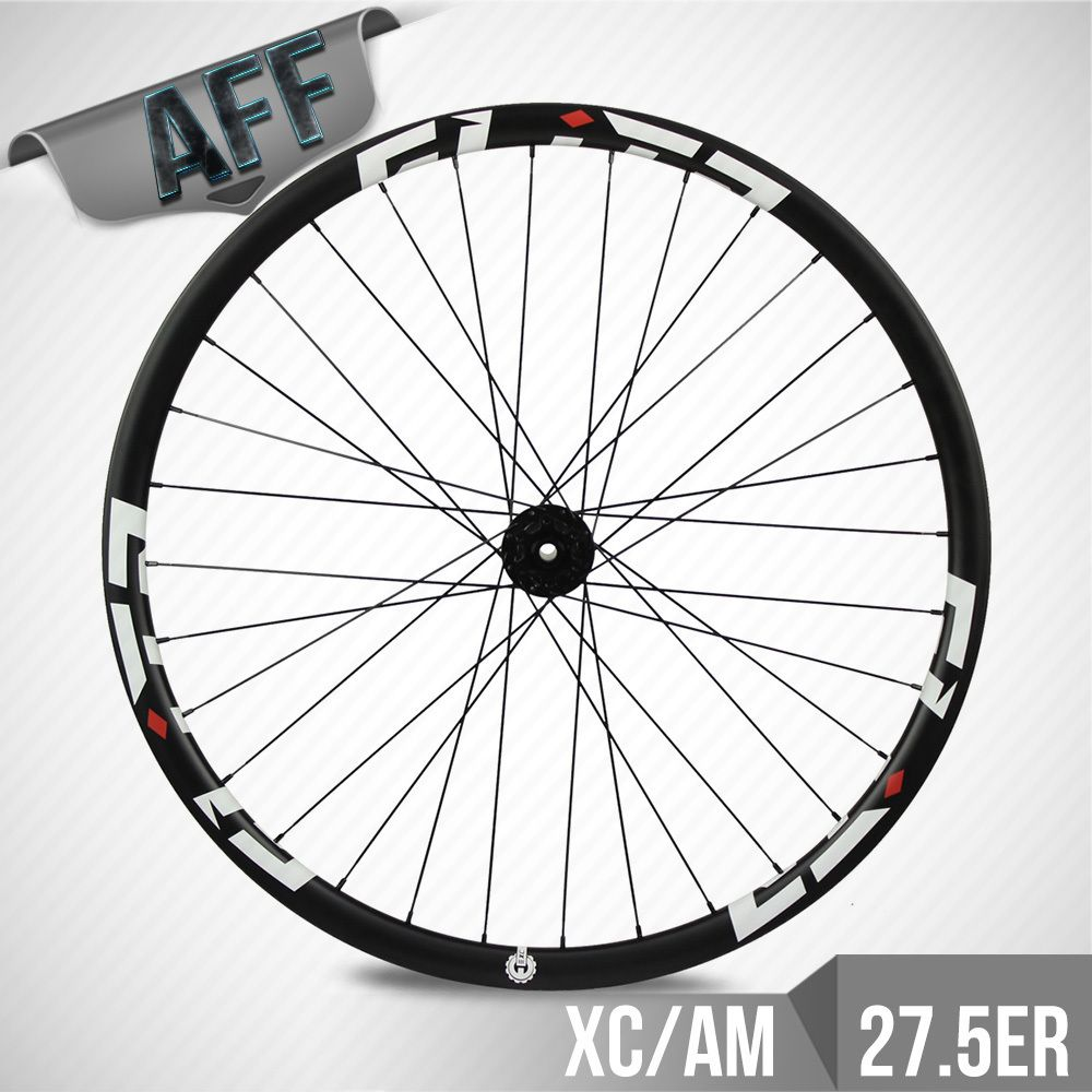 ELITE DT Swiss 350 MTB Wheelset 35mm 26.8mm Offset Carbon Rim Tubeless Ready For 27.5 Cross Country Or All Mountain Bike Wheel