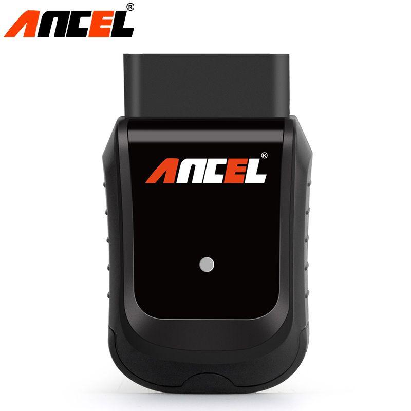 Ancel X5 OBD2 Full System Diagnostic tool Test Airbag ABS Engine SRS EPB Transmission Oil Reset Car OBD 2 Automotive Scanner
