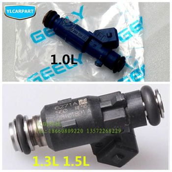 For Geely LC,Panda,Emgrand Pandino,GC2,Cross,GC2-RV,GX2,Xpandino,Car fuel injector