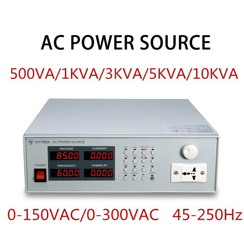 5000VA AC Power Quelle einstellbare variable frequency variable spannung ac netzteil 110 V 220 V 50Hz 60Hz APS5000