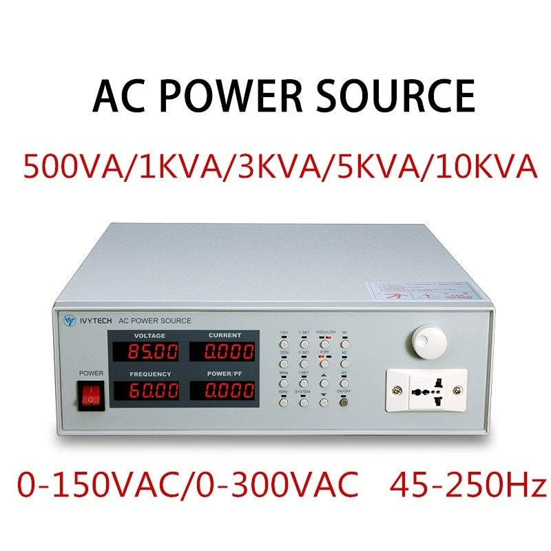 5000VA AC Power Quelle einstellbare variable frequency variable spannung ac netzteil 110 V 220 V 50Hz 60Hz APS5000